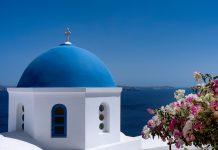 Santorini - wakacje last minute w Grecji